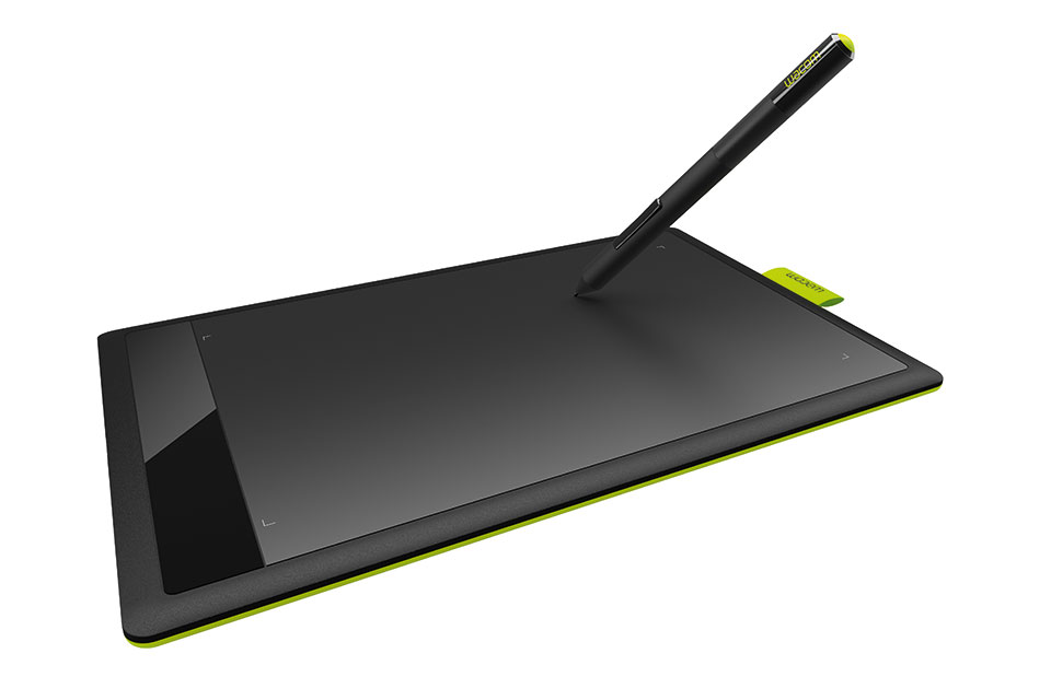 Mesa Digitalizadora Pequena Preta One By Wacom CTL471L