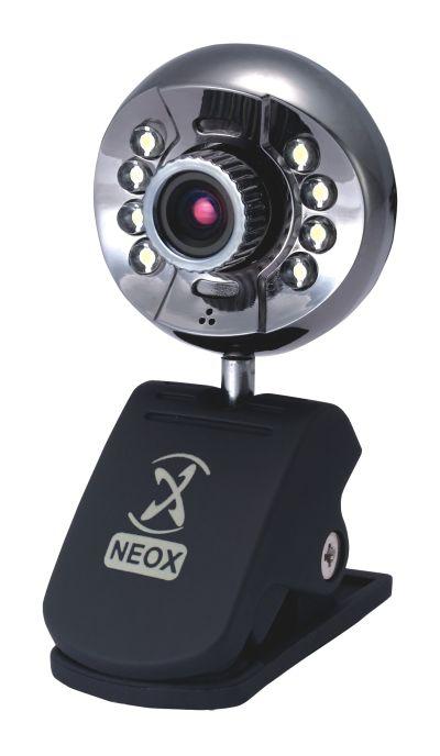 Webcam Neox NXW040 - 10MP de Resolução