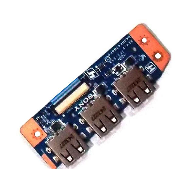 Placa USB DA0HK6TB6F0 Notebook Sony Vaio Sve 15