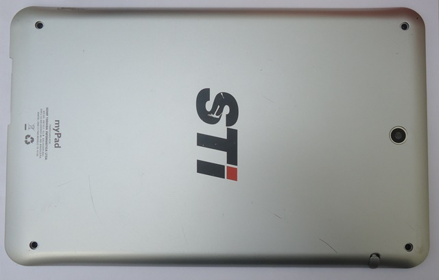 Tampa Traseira Tablet Semp Toshiba STI MyPad TA 1013G