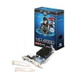 VGA HD4550 256MB HM1GB SAPPHIRE 252-1GHML 11141-12