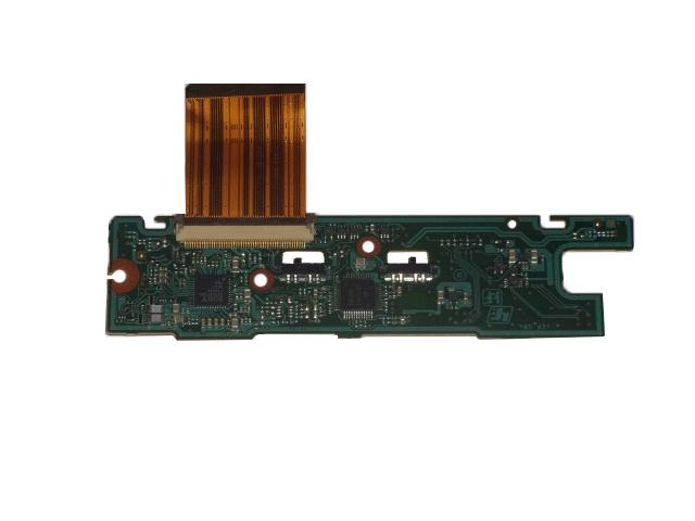 Placa Conector Botão Power 1-869-786-11 Notebook Sony Vaio VGN-SZ