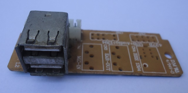Placa Conector USB P/ Gabinete 03