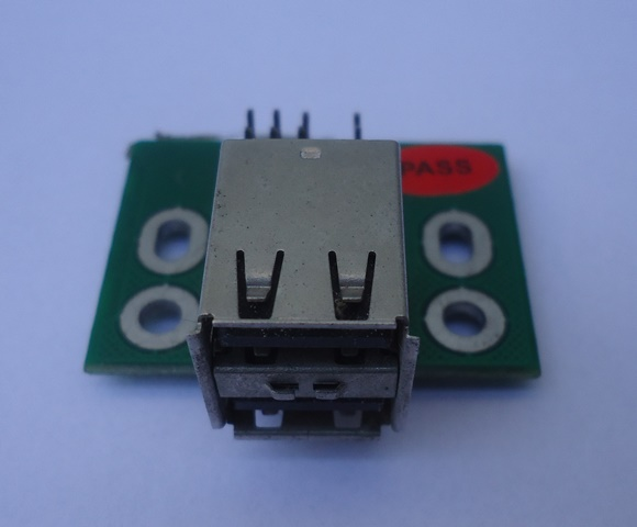 Placa Conector USB P/ Gabinete 05