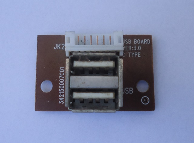 Placa Conector USB P/ Gabinete 04