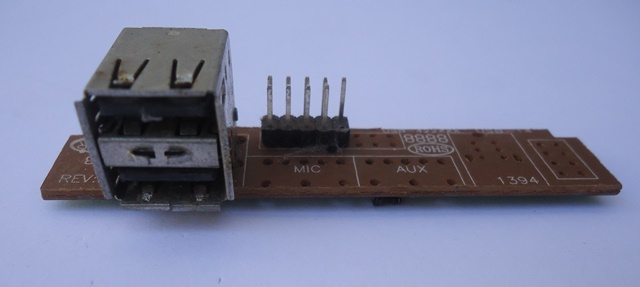 Placa Conector USB P/ Gabinete