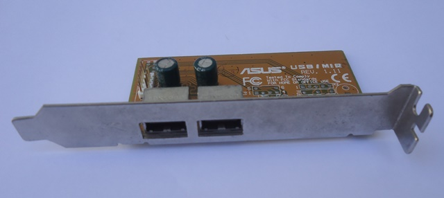 Painel Frontal Conector USB  P/ Gabinete