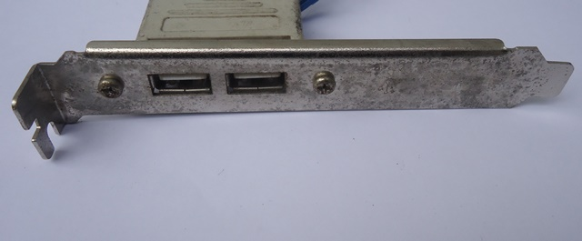 Painel Frontal Conector USB P/ Gabinete 01