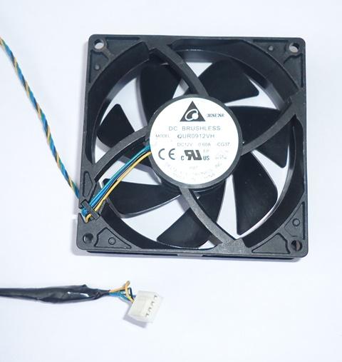 Cooler QUR0912VH 12V 0.60A P/ Gabinete
