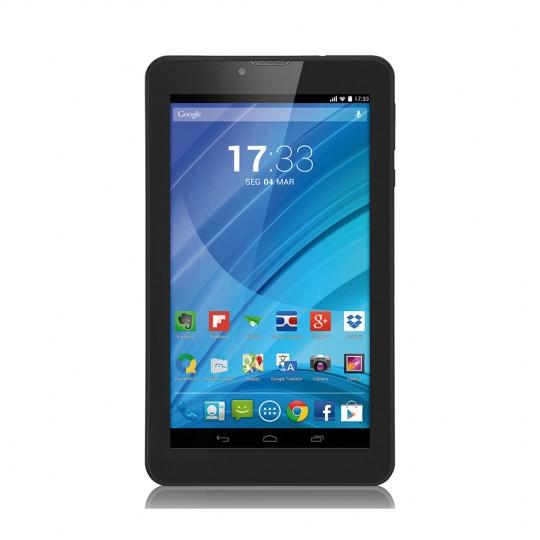 Tablet Multilaser M7 3G Quad-Core Wi-fi NB223 Preto