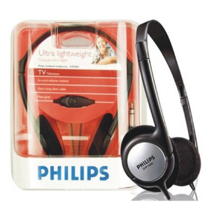 FONE DE OUVIDO PHILIPS HP 1800