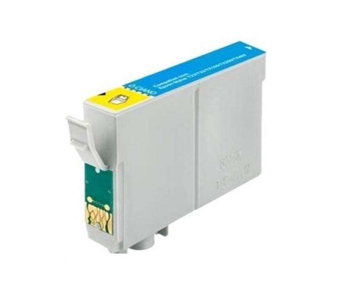 Cartucho Compatível Ciano Impressora Epson T196 XP101 XP201 XP401 XP411