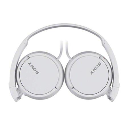 Fone de Ouvido Headphone MDR-ZX110/W Sony Branco