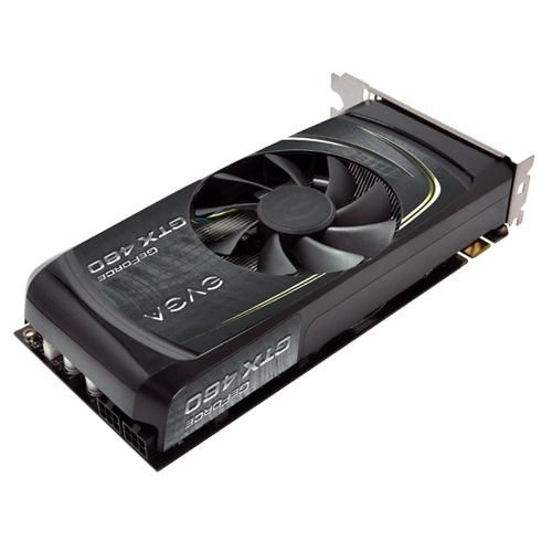 Placa De Vídeo Geforce Gtx460 2gb Gddr5 256bits Nvidia Dx11