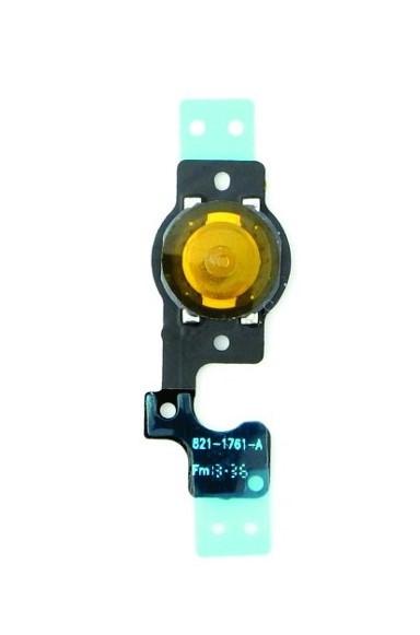 Cabo Flat Conector Botão Home iPhone 5c