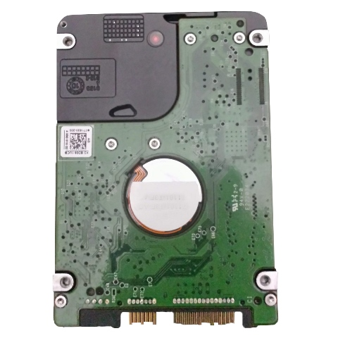 Placa Lógica HD WD3200BPVT Sata 3.0Gbps 320GB 5400rpm