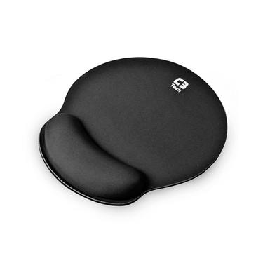 Mousepad Preto C3 Tech MP-100 C/ Apoio de Punho