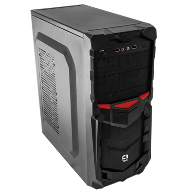 CPU STANDART Intel Core I3 G6100 Placa Asrock H110M 8GB DDR4 HD 2000GB DVD, R7 360