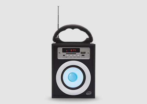 Caixa de Som Estilo Mini Torre Bluetooth SP108 10W NewLink