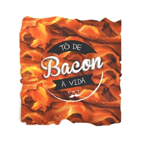 Mousepad ColorFun Bacon