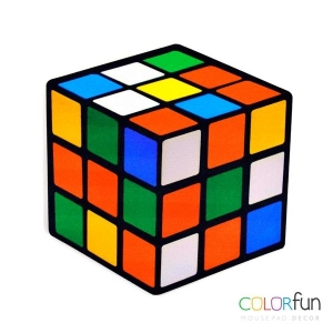 Mousepad ColorFun - Cubo Mágico