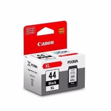 Cartucho Canon Preto Impressora Multifuncional Canon Pixma E481 PG-44XL - 15ML