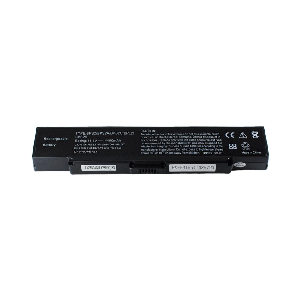 Bateria Notebook  Sony Vaio BPS02 VGN-AR VGN-C VGN-FE VGN-FS  VGN-FJ 11.1v 4400mAh