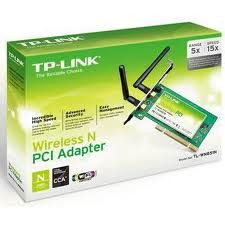 Placa de Rede Wireless PCI TP-LINK 300MBPS TL-WN851N