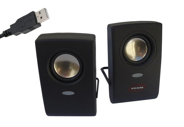 Caixa de Som P-77U 2W Rms USB Preto
