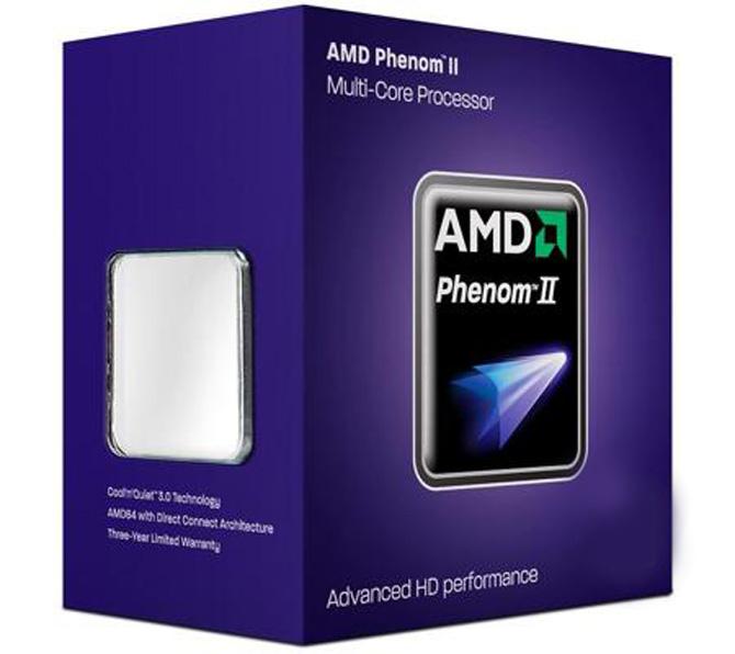 Processador AMD Phenom II x4 840 - 3.2 Ghz