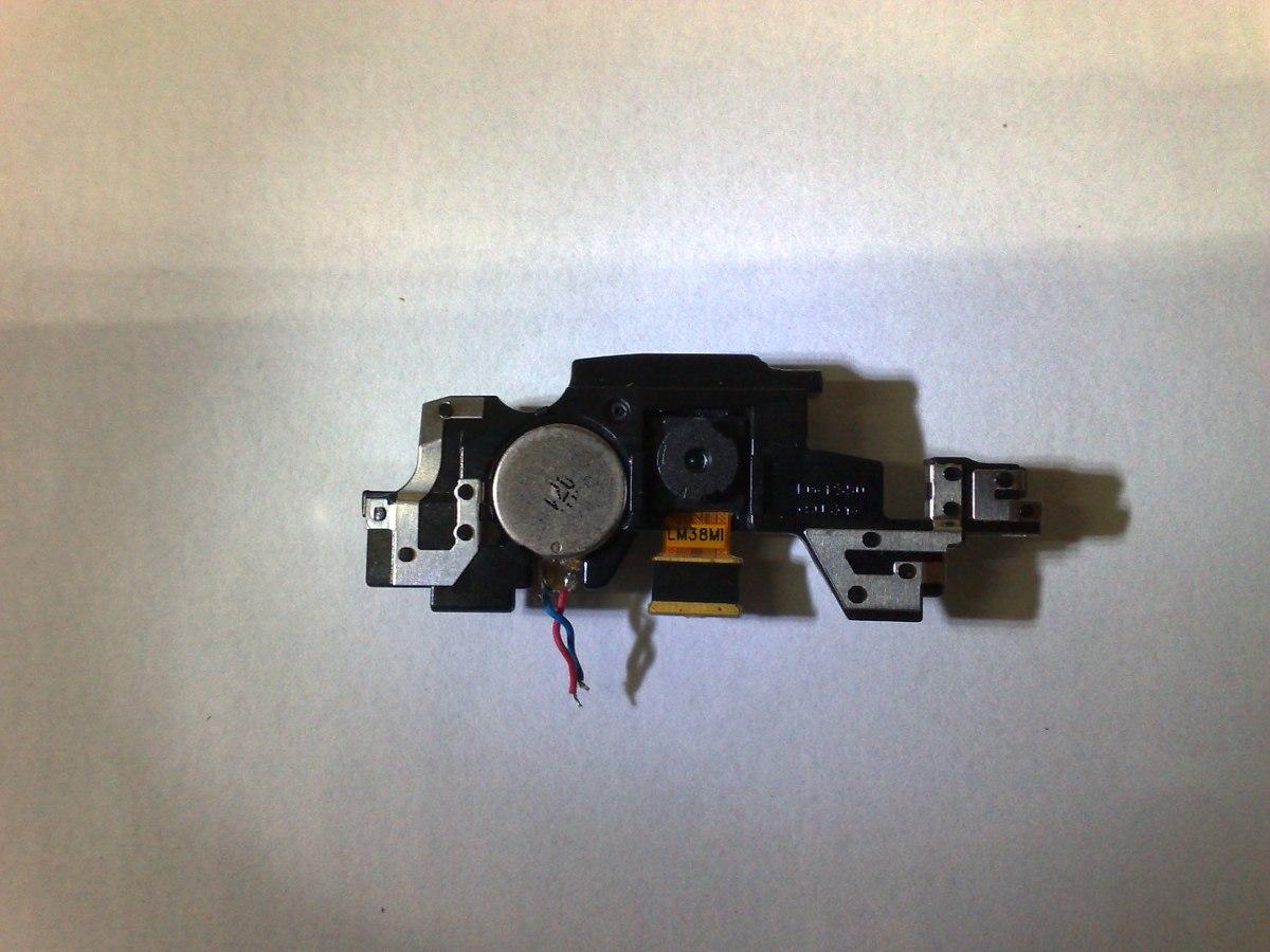 Conector Alto Falante Vibracall e Câmera LG Optimus ME-P350