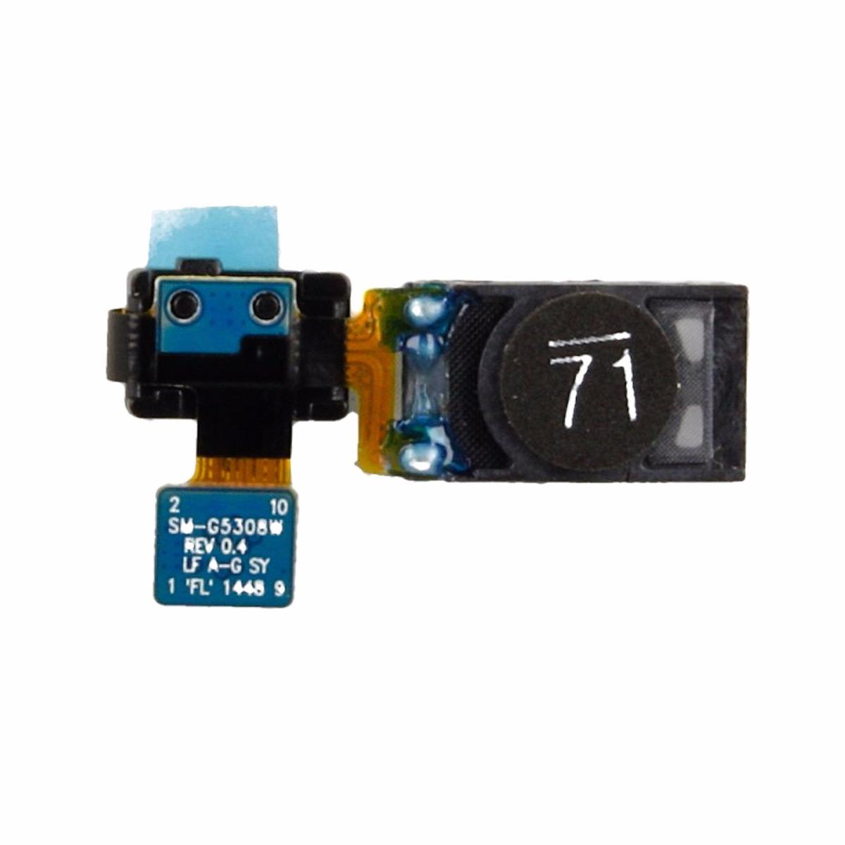 Conector Alto Falante e Sensor de Aproximação Samsung Galaxy Gran Prime G530
