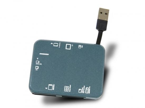 LEITOR DE CARTÃO E SMART CARD COMTAC USB 9166
