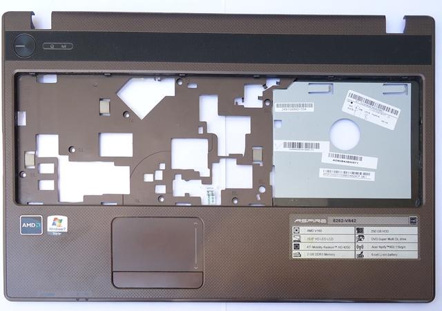 Carcaça Superior C/ Touchpad Notebook Acer Aspire 5252-V842 - Semi Nova