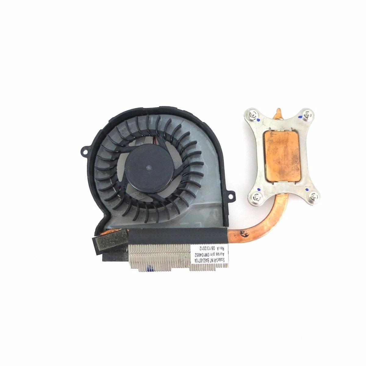 Cooler e Dissipador P/ Notebook Samsung NP300 BA62-00710A