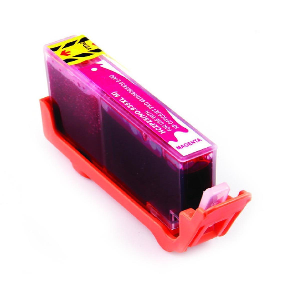Cartucho 935XL Compatível 6230/6830 - Magenta