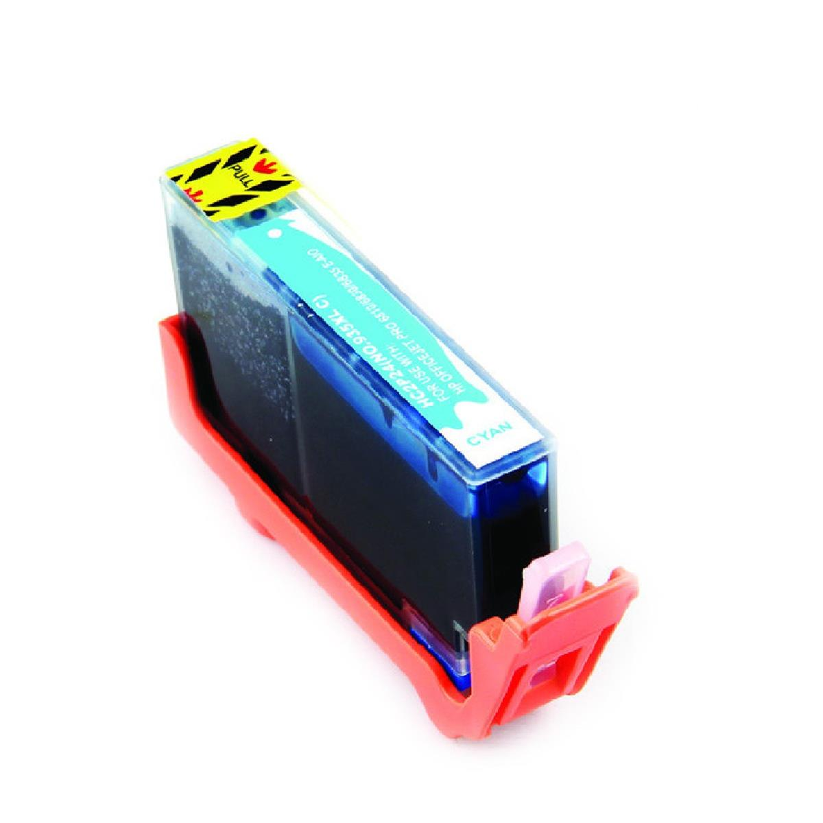 Cartucho 935XL Compatível HP 6230/6830 - Ciano