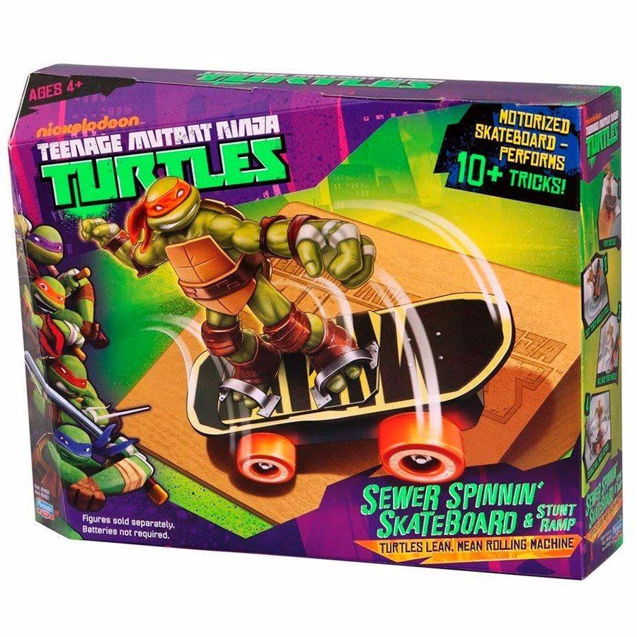skate Veículo Basico Tartarugas Ninja BR034 - Multilaser