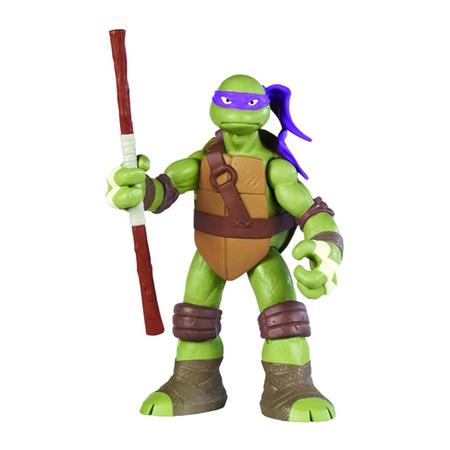 Boneco Donatello Multikids Nickelodeon Tartarugas Ninja 25cm - BR033