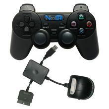 JOYSTICK SEM FIO PARA PC/PS1/PS2/PS3 - NEO