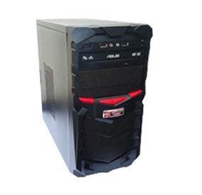 PC AMD Gamer A10 7850K 3.7GHz 8GB Ram HyperX HD 1TB Gravador DVD Gabinete G50 C3Tech