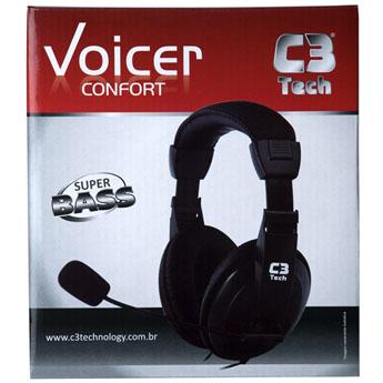 FONE DE OUVIDO C3 TECH - VOICER CONFORT MI-2260ARC
