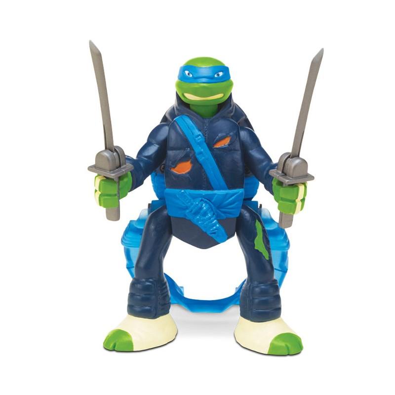 Boneco Colecionável de Ação Leonardo Tartarugas Ninja  Articulavél - BR285