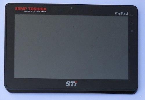 Tablet Semp Toshiba MyPad TA-1020W 1020W Com defeito