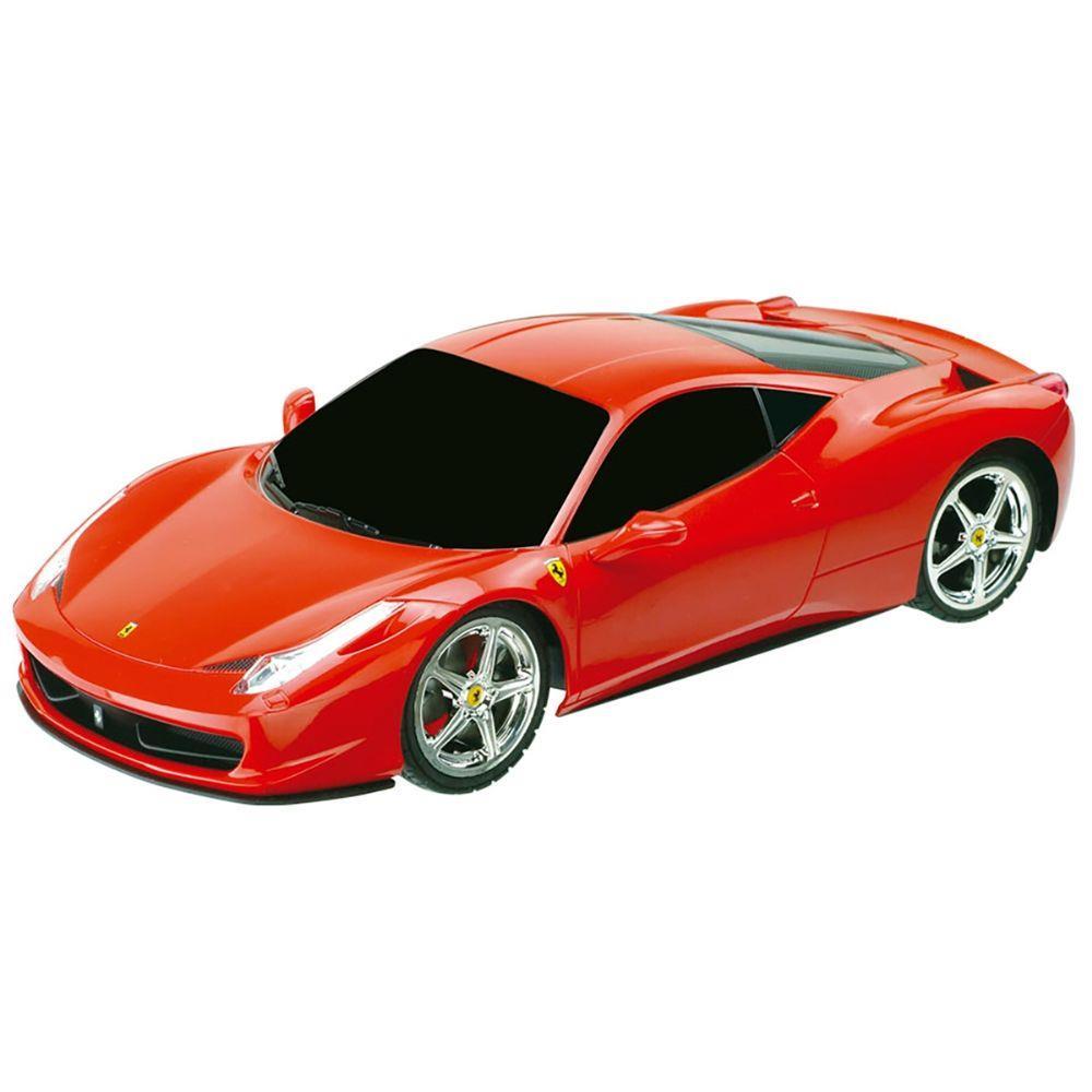 Carro de Controle Remoto Ferrari 458 Multikids - BR436