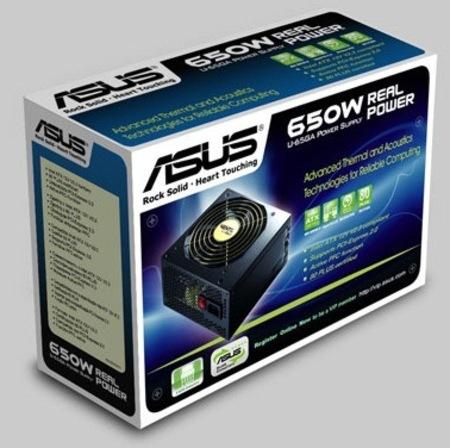 FONTE Asus 650W - 90-PMD65MC4A00CC