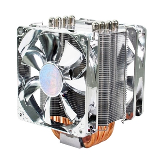 Cooler Universal Evercool Transformer 4 HPJ-12025
