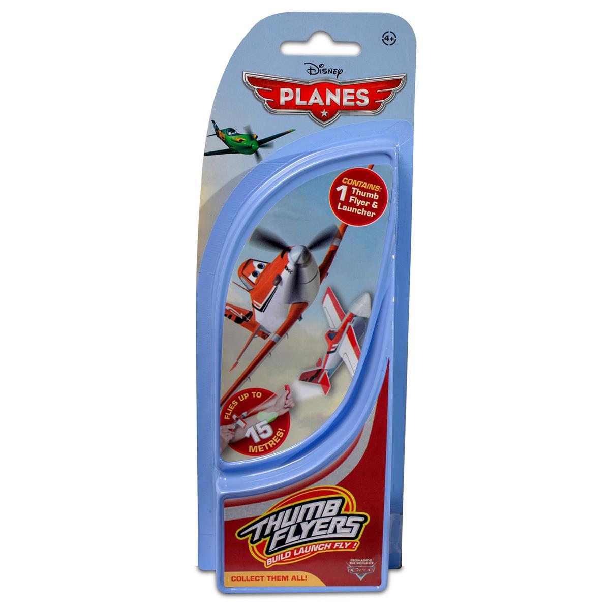 Lançador Planes Blister 1 Peça Br016 Multikids
