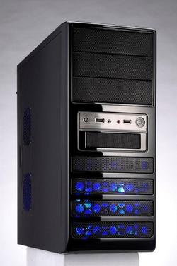 CPU GAMER  I5 2300 / H61/4GB/400GB/DVD-RW/9800GT 1GB