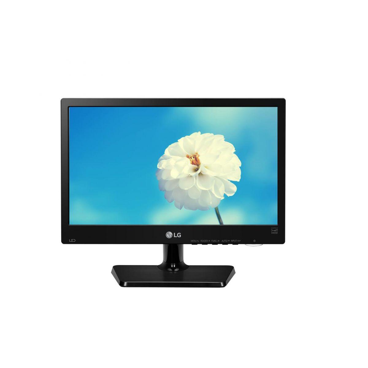 Monitor LG Widescreen Led 15.6 Polegadas Preto - 16M38A
